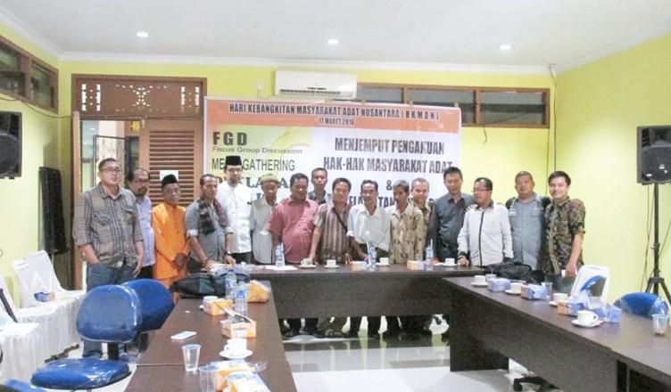 Talang mamak LAM Riau