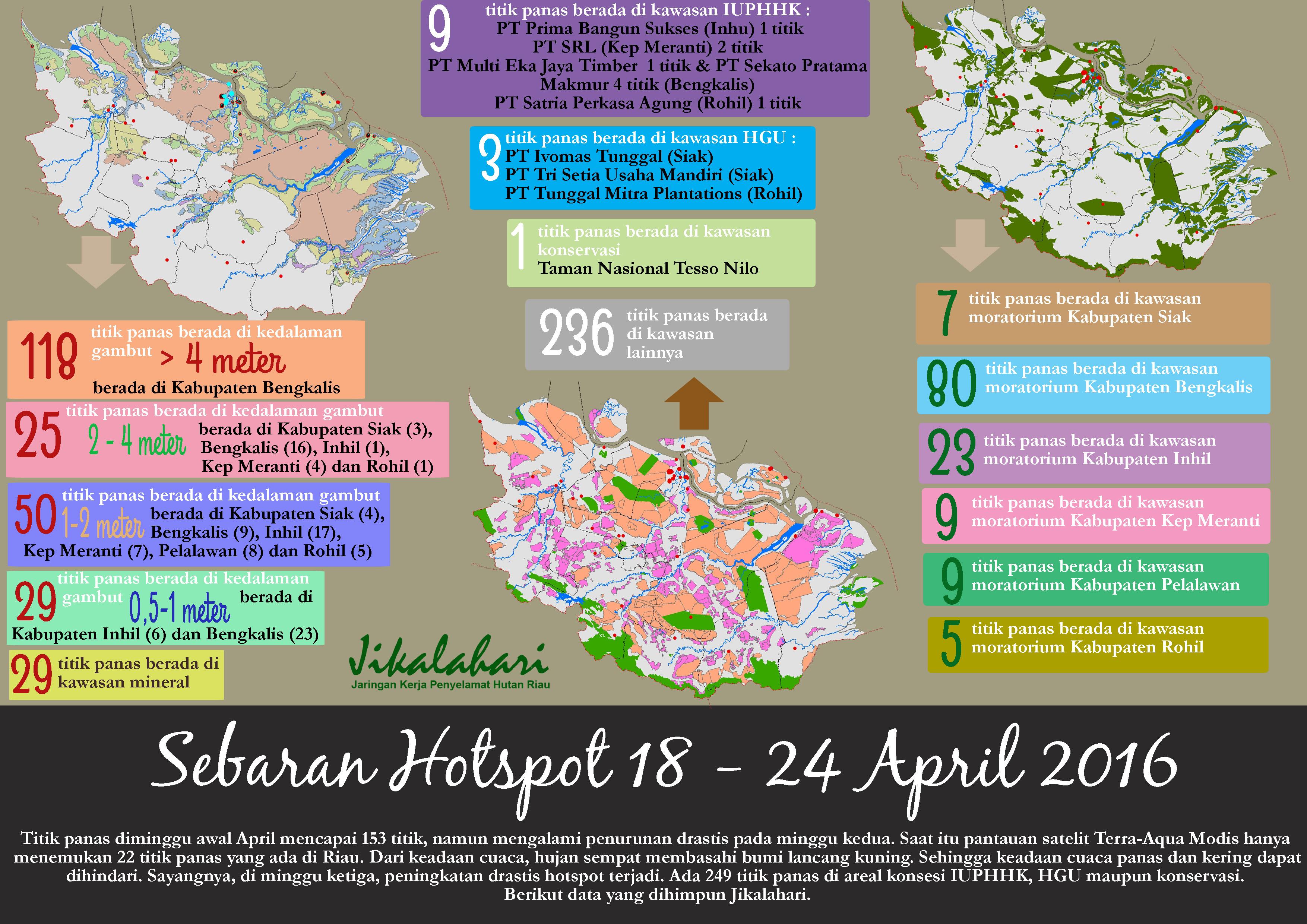 Hotspot 18-24 April